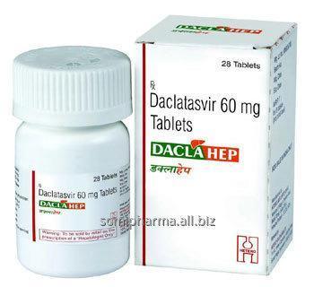 Buy DaclaHep 60mg