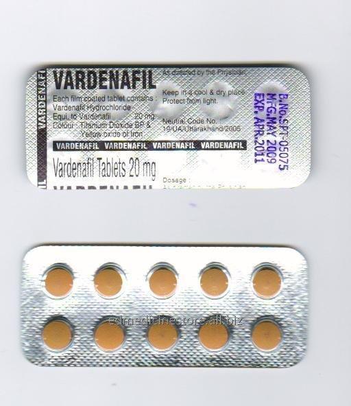 Buy Vardenafil