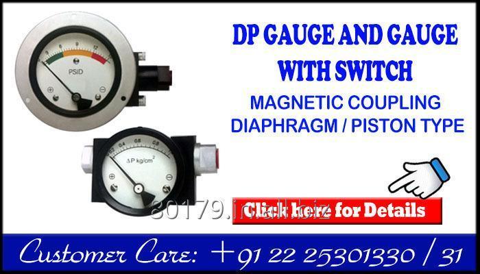 Buy Differential Pressure Gauges