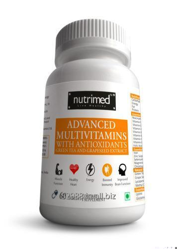 Buy Mutivitamins with Antioxidants Tablets
