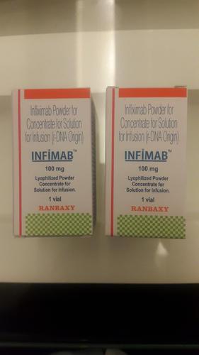 INFIMAB Infliximab 100mg Inj