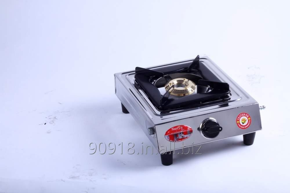 Buy 1 Burner stove Stainless Steel Gas Stove