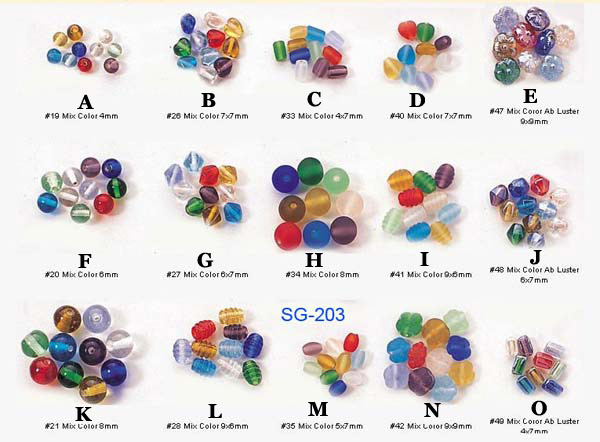 Buy Indian Glass Beads
