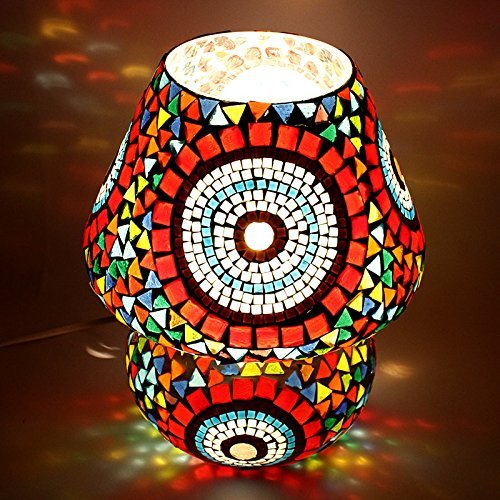 Buy Indian mosaic lamps or chandlier