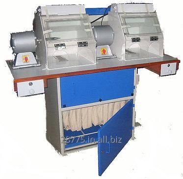 Buy Vaccum Buff Polisher polishing machine for Jewellers