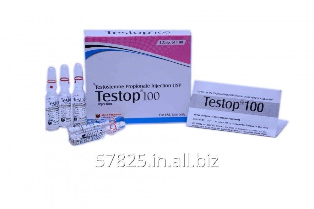 Testop 100mg Testosterone Propionate