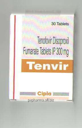 Buy Tenvir 300mg (Tenofovir Disoproxil tablet)