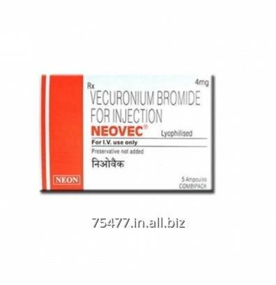 Buy Vecuronium Bromide Injection