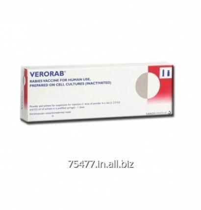 Buy Verorab (Rabies Vaccine)