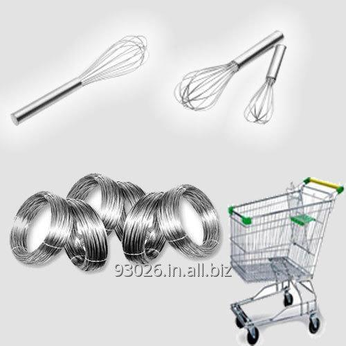 Stainless Steel Wires - Electro-Polish Quality
