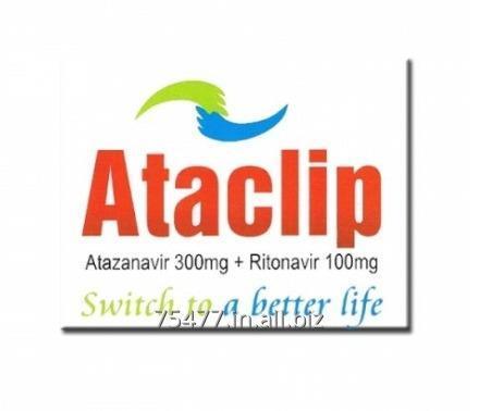 Buy Ataclip - Atazanavir/Ritonavir Tablet