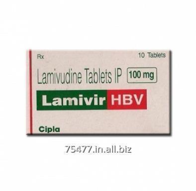 Buy Lamivir HBV - Lamivudine 100mg Tabs