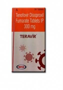 Buy Teravir - Tenofovir 300mg