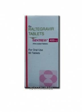 Buy Isentress 400mg Raltegravir Tablets