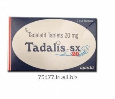 Buy Tadalis (Ajanta Pharma) Tadalafil Tablets