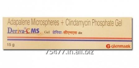 Buy Deriva CMS Adapalene Clindamycin Gel
