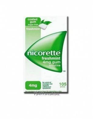 Buy Anti Smoking Drugs Nicorette - Chewing Gum