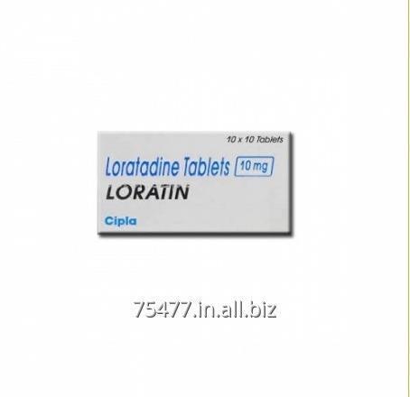 Buy Allergy Medication - Loratadine Tablet
