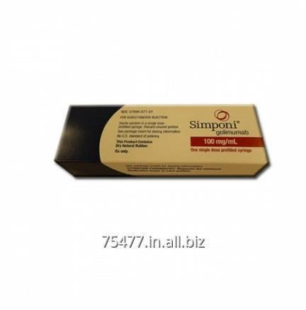 Buy Simponi 100 mg Golimumab Injection