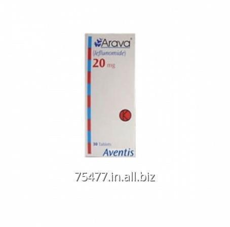 Buy Osteoporosis / Arthritis--- Arava - Leflunomide Tablets
