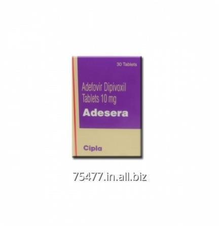 Buy Antiviral Drugs ------ Adesera - Adefovir Dipivoxil Tablets