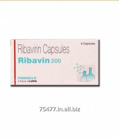Buy Antiviral Drugs ---- Ribavin Ribavirin 200mg Tablet