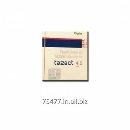 Buy Piperacillin/tazobactam Tazact 4.5 Injection