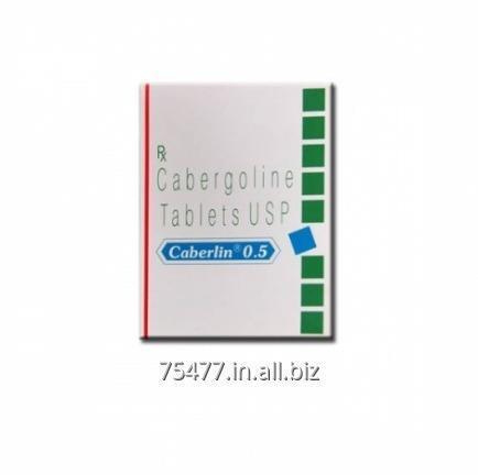 Buy Cabergoline Tablet