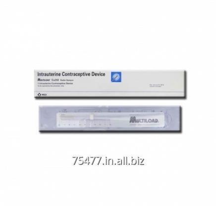 Buy Multiload Cu 375 (Copper T-Intrauterine Device)