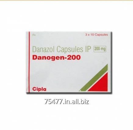 Buy Danazol Capsule