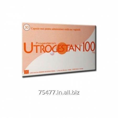 Buy Utrogestan (Progesterone) Capsules