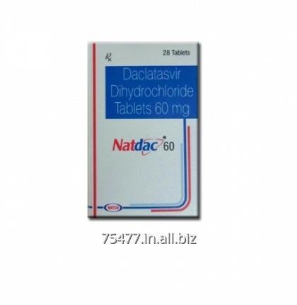 Buy Daclatasvir Tablets Natdac Natco