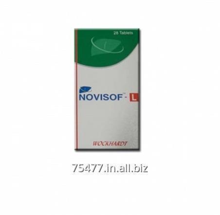Buy Novisof L Ledipasvir Sofosbuvir Tablets