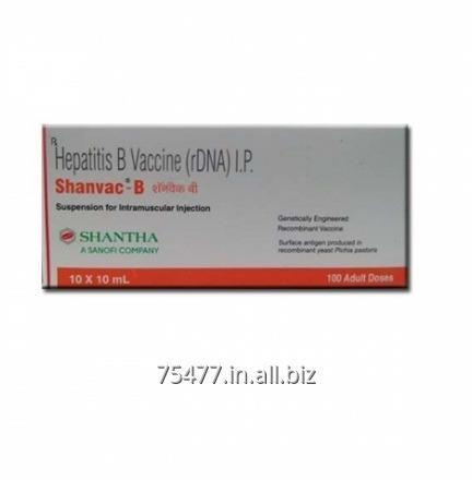 Buy Shanvac-B Hepatitis B vaccine