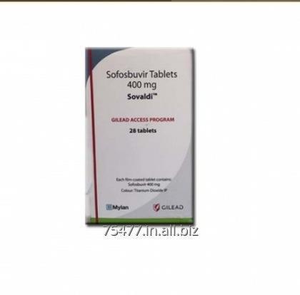 Buy Sovaldi 400 mg Gilead Sciences
