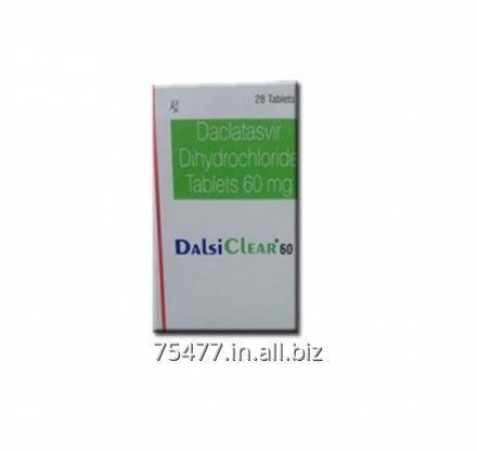 Buy DalsiClear Daclatasvir 60 mg Abbott