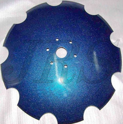 Buy Notched Harrow Disc Blade