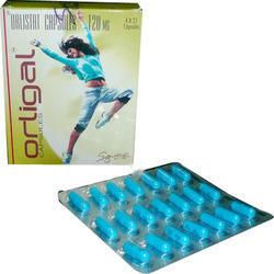 Buy Orlistat Orligal 120 mg Capsules Supply India