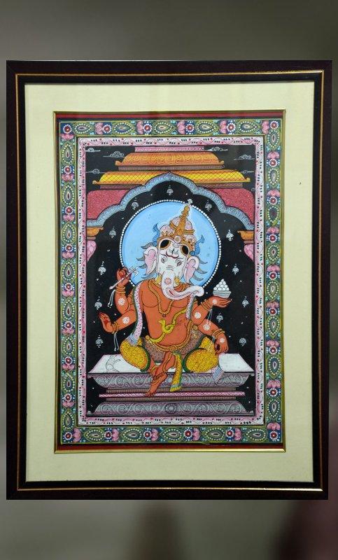 Buy Chaturbhuj: The Elephant God