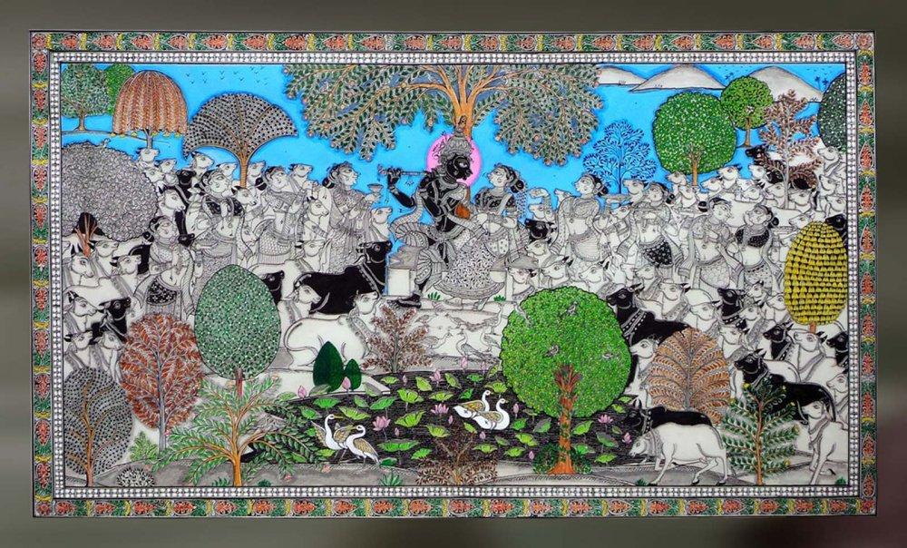 Buy Samavaaya: The Perpetual Co-Inherence-Paintings