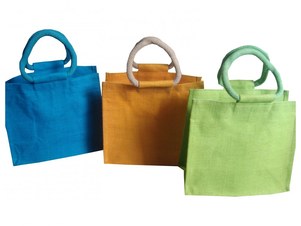 Buy Jute lunch bag