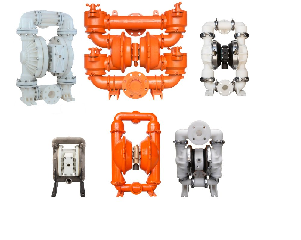 Buy Air Operated Double Diaphragm Pumps