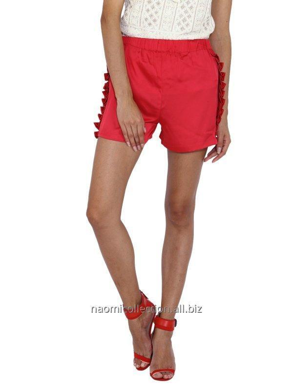 Buy Pleated Side Shorts