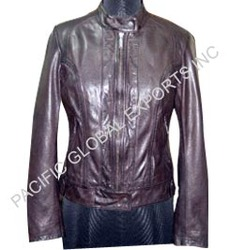 Stylish Womens Leather Jacket