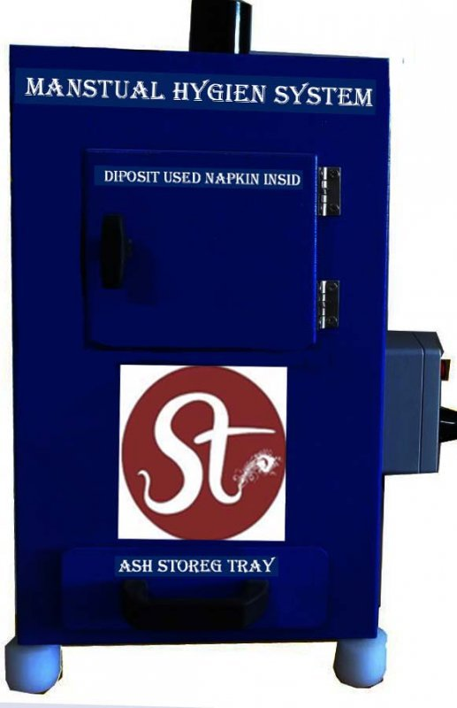 Buy NAPKIN DISTROYER MACHINE SENSORE