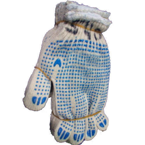 Buy Cotton Dotted Gloves