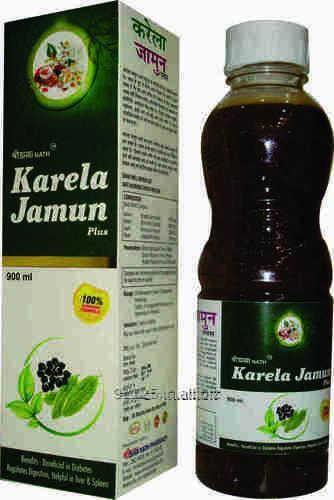 Buy Karela Jamun Plus Juice