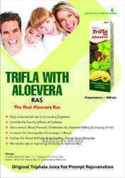 Buy Triphala With Aloe Vera Juice