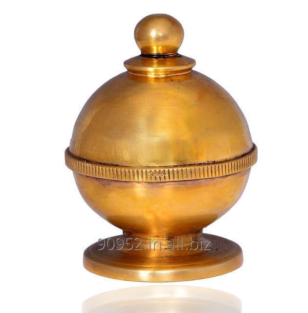 Buy Brass Kumkum / Sindoor Dani