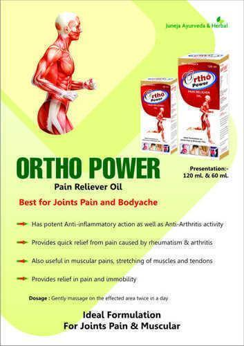 Buy Ortho Power Pain Oil